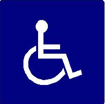 Handicaped logo