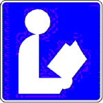 International library symbol