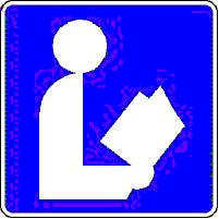 International library symbol