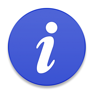 "Info ""I"" Logo"