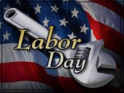 Labor Day logo